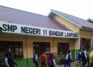 SMP Negeri 11 Bandar lampung