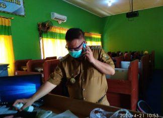 Kunjungan Bapak Yusuf Kohar-SMPn 11 Bdl